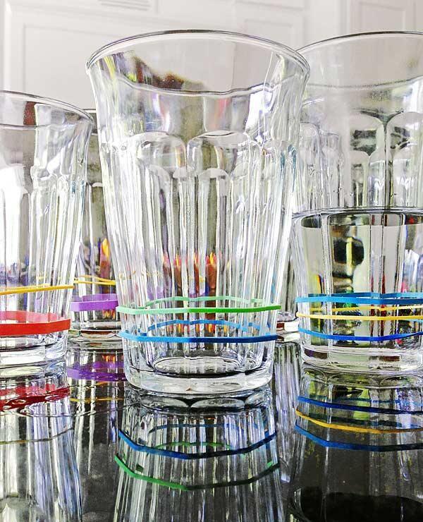 glas-gummiband