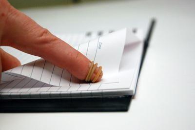 finger-gummiband