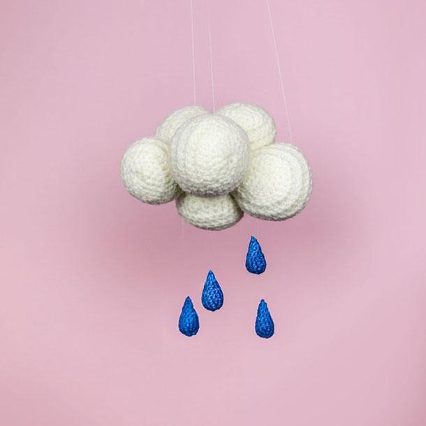 Så virkar du ett regnmoln.
