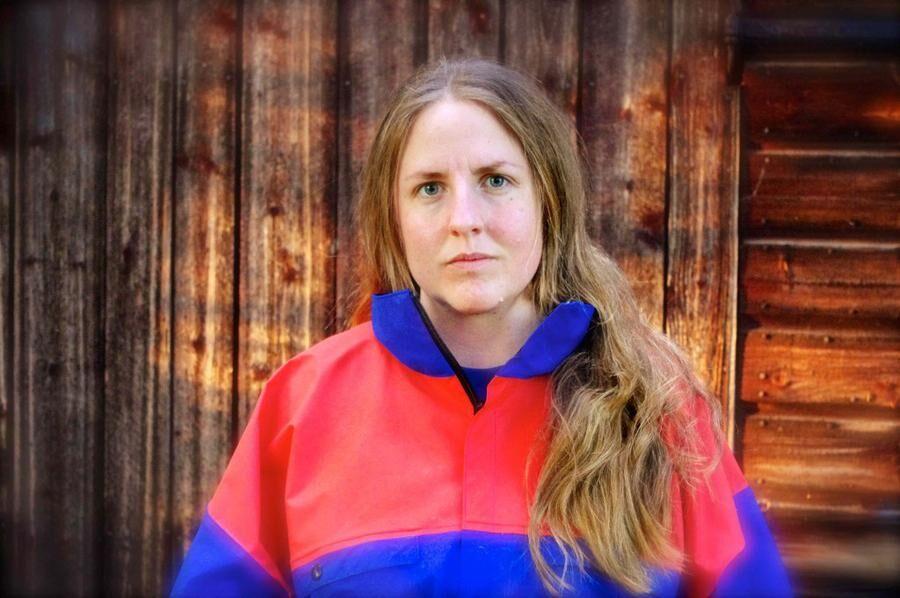Stina Stoor, författare.