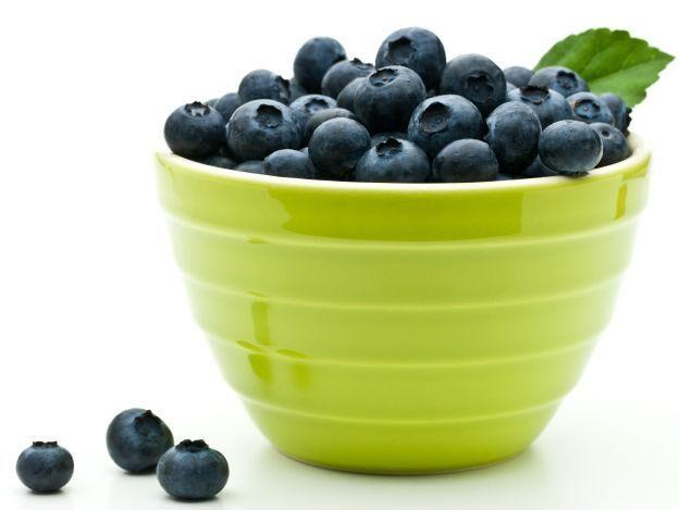 Blåbär kan användas för att lindra magsjuka.