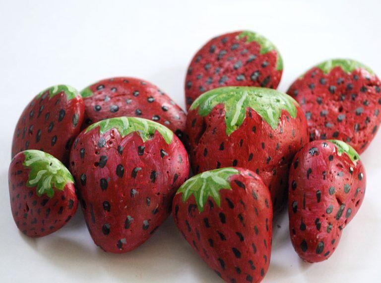 jordgubbs-stenar
