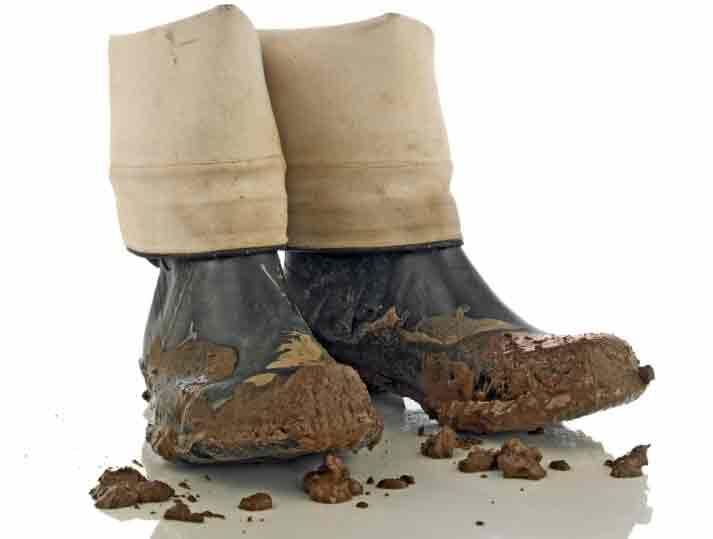 LISTAmuddy-rubber-boots