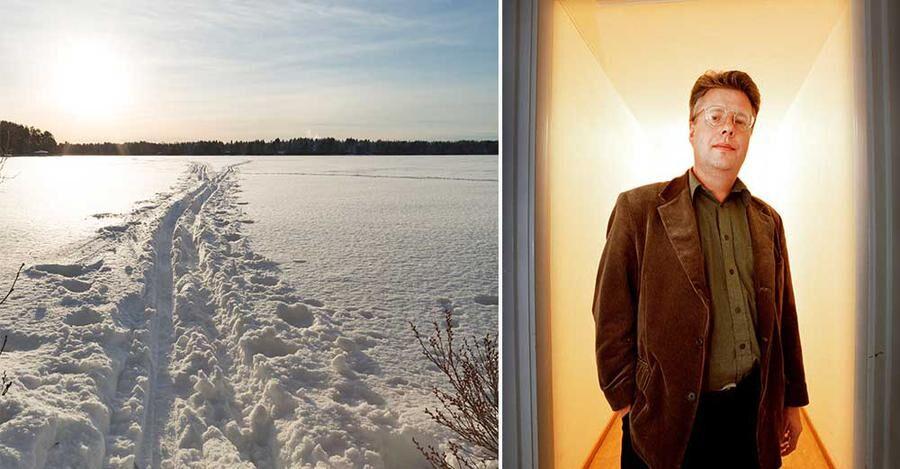 Umeå har strålande förutsättningar för friluftsliv. Författaren Stieg Larsson kommer också från staden.