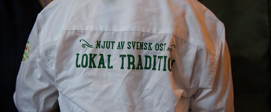 Svenska ostar står i centrum på ostfestivalen. Foto: John Guthed.
