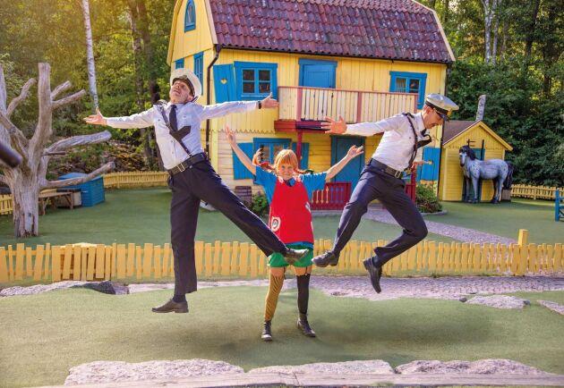 Inga föreställningar med Pippi Långstrump på Astrid Lindgrens Värld i år –nöjesparken tvingades stänga en vecka efter öppnandet.