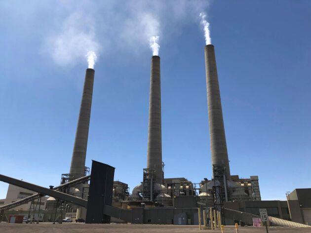 Utsläppen av koldioxid fortsätter att öka.