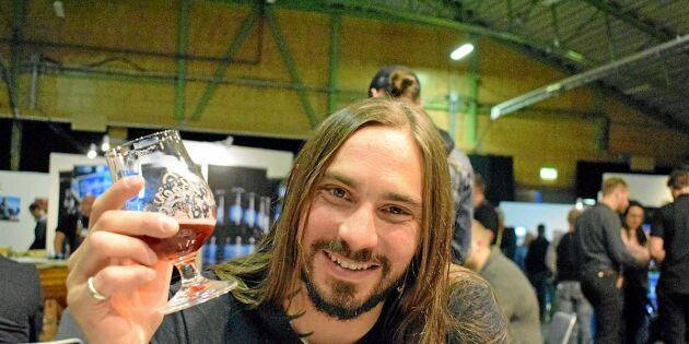 Möt en av Sveriges första öl-sommelier?