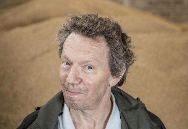 Björn Folkesson är lantbrukare och råvaruexpert. Han skriver krönikor på landlantbruk.se.