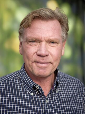 Bengt Andersson Gull, professor och seniorforskare på Skogforsk.