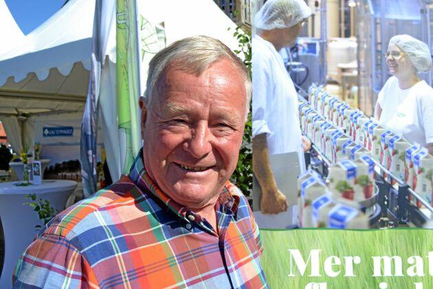 Jan Fimmerstad är agronom och lantbrukare från Nykvarn.