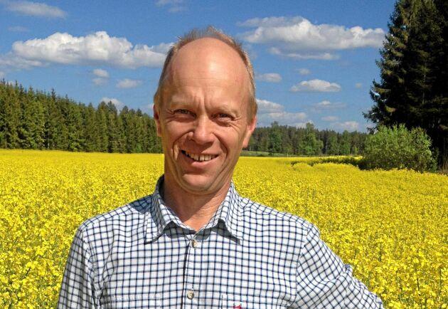"""""""Man måste vara beredd på att det svänger mycket"""", säger Per Ståhl på hushållningssällskapet."""