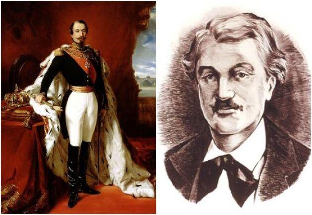 Den franske kejsaren Napoleon III erbjöd en belöning till den som uppfann margarinet. Uppfinnaren Hippolyte Mège-Mouriés skapade margarinet.
