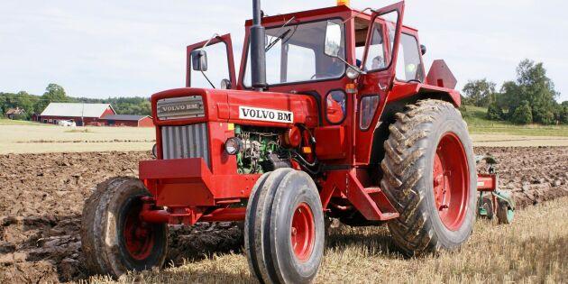 BM T-800 – skapade ett sug efter stora traktorer