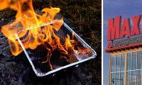 Matkedjor uppmanar till grillning mitt i brandinfernot