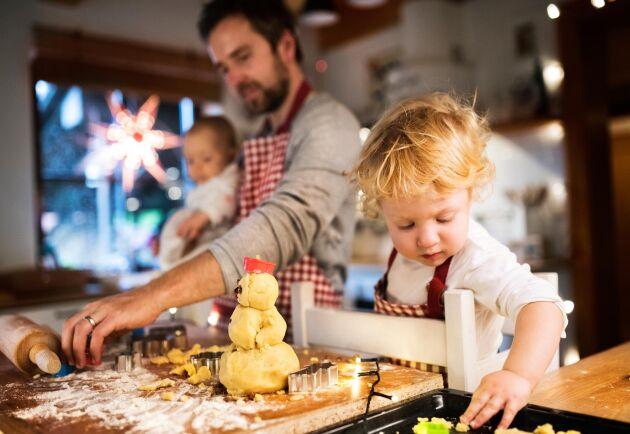 Baka och laga mat blir så mycket roligare om du är ute i god tid. Glöm inte bort att engagera barnen i förberedelserna