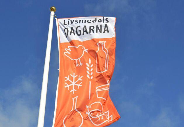 Hållbarhet är årets tema på Livsmedelsdagarna i Tylösand.