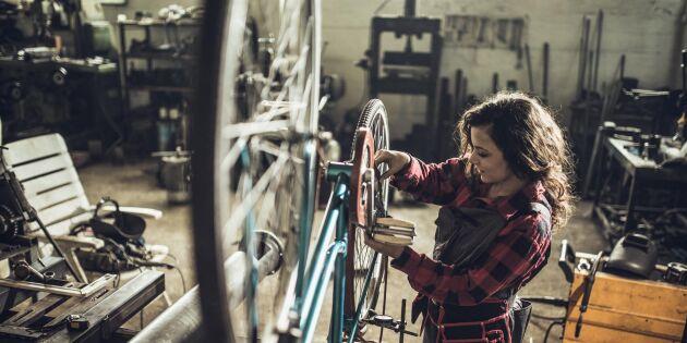 Cykeltekniker får en egen utbildning i Båstad