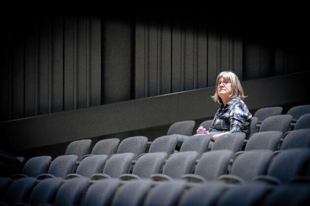 """Dokumentärfilmaren Gunilla Bresky har velat visa hela Sara Lidmans väsen i sin dokumentär """"Sara – med allt sitt väsen""""."""
