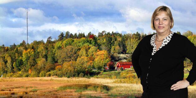 Landsbygden halkar efter utan 5G-tekniken