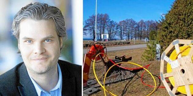 """IP Only efter kritiken: """"Att bygga på landsbygden tar längre tid än vi trott"""""""