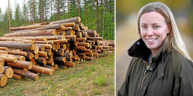 """""""Ideologisterna"""" har en förenklad bild av skogsbruk"""