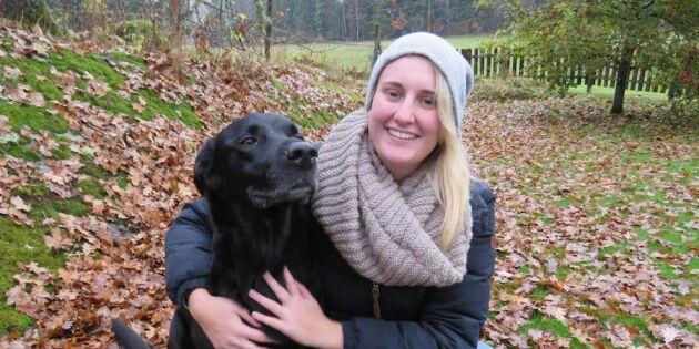 Svenska Denise försvarar noshörningar mot tjuvjägare