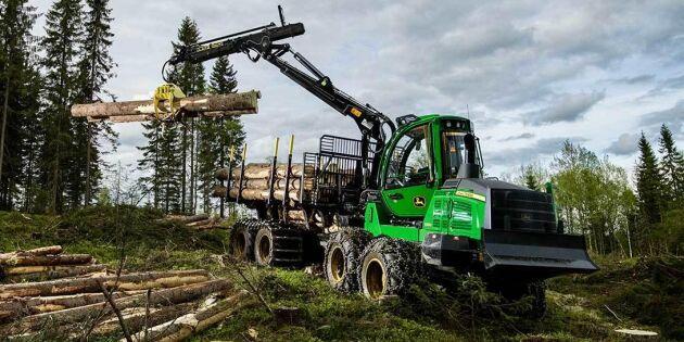 Skotartoppen: John Deere i säker ledning
