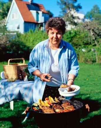 Monica Hörners recept är fortfarande efterfrågade av Lands läsare.