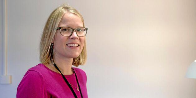 Klart: Kristina Yngwe (C) ska leda jordbruksutskottet