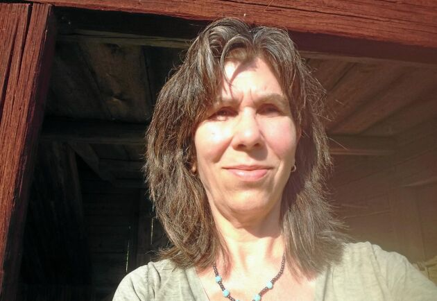 Stephanie Cassel Kristofers är en av lärarna på Nytorps nystartade avbytarutbildning med bas i praktiskt lärande.