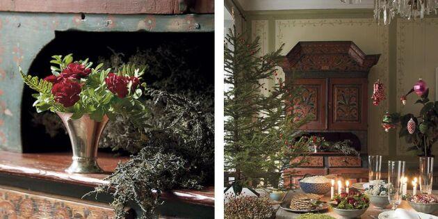 Jul på slottet: Sagolika julhem och dukningar à la Fanny och Alexander