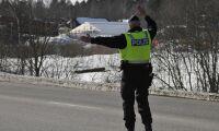 Polisen får betala för trasig A-traktor