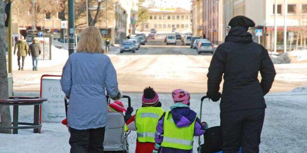 Kommun anmäld till Guinness rekordbok – för världens längsta kö till förskolan