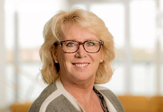 – Förslaget om vinstdelning togs före pandemins utbrott, säger Lena Ek.
