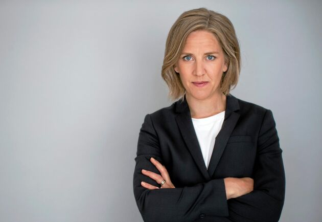 Karolina Skog (MP) slutar som miljöminister.