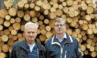 Skogsägare lättad över glädjebesked