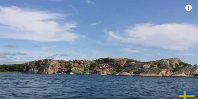 Nu ska New York-borna upptäcka svensk landsbygd