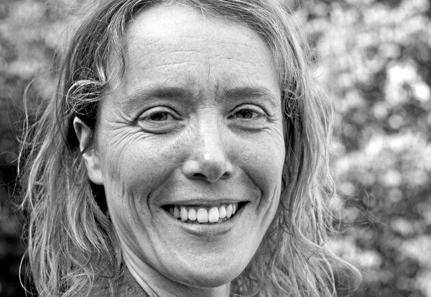 ATL:s krönikör Annika Nordin.