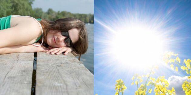 Rädda din syn – 5 steg till rätt sorts solglasögon