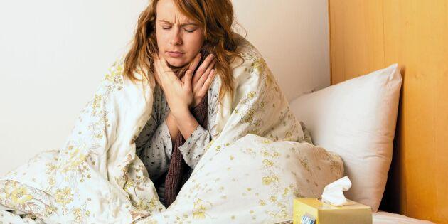 Är du alltid sjuk? Dolda folksjukdomen drabbar40000 svenskar