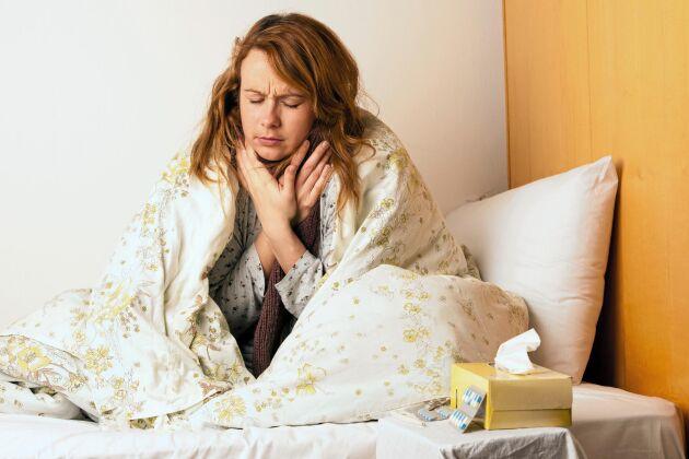 Aldrig frisk? Syna ditt immunförsvar! Är du ständigt sjuk kan du lida av primär immunbrist.