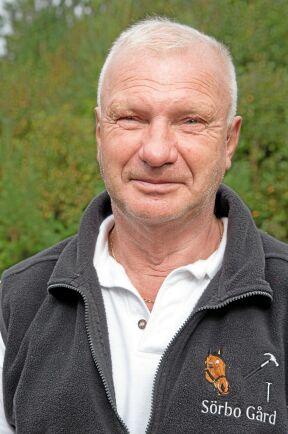 Lennart Hagberg, Sörbo gård, Ellös, Orust.
