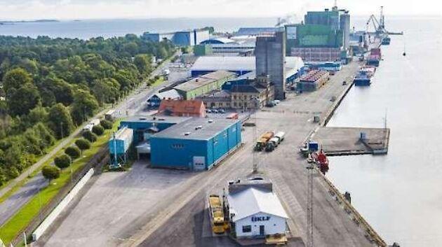 Swedish Agro och KLF gör gemensam sak i ny spannmålsterminal i Åhus.