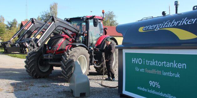 Fransk metod kan rädda svenskt biobränsle