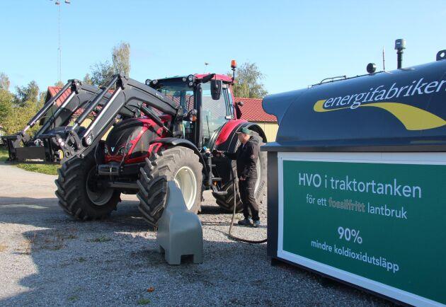 Ska Sveriges lantbrukare kunna fortsätta köra sina traktorer på HVO kan avgöras om regeringen väljer att byta argumentationslinje gentemot EU-kommissionen.