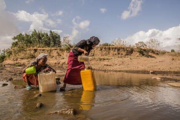 Wateraid uppmanar konsumenter att tänka över vad de köper och varifrån - och på så sätt bidra till bättre vattenhushållning.