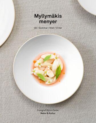 Myllymäkis menyer, Tommy Myllymäkis sjunde kokbok, innehåller hans egna favoritrecept med råvaror efter säsongen.