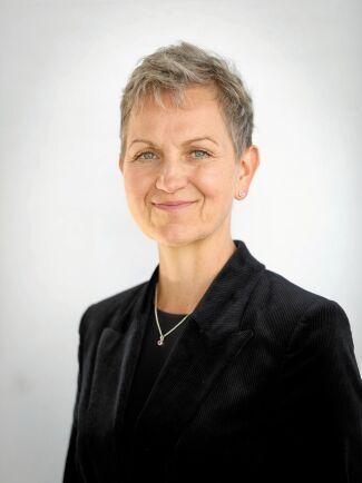 Hannele Arvonen, vd och koncernchef i Setra.