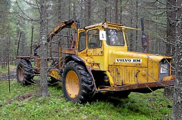 "Volvo BM SM 667 ""Timmer-Kalle""."